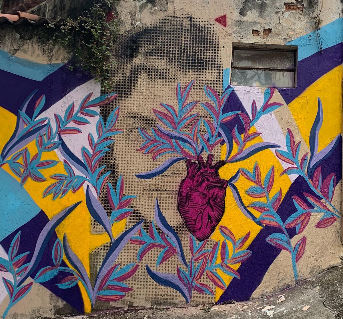 Image may contain: abstract, graffiti and drawing