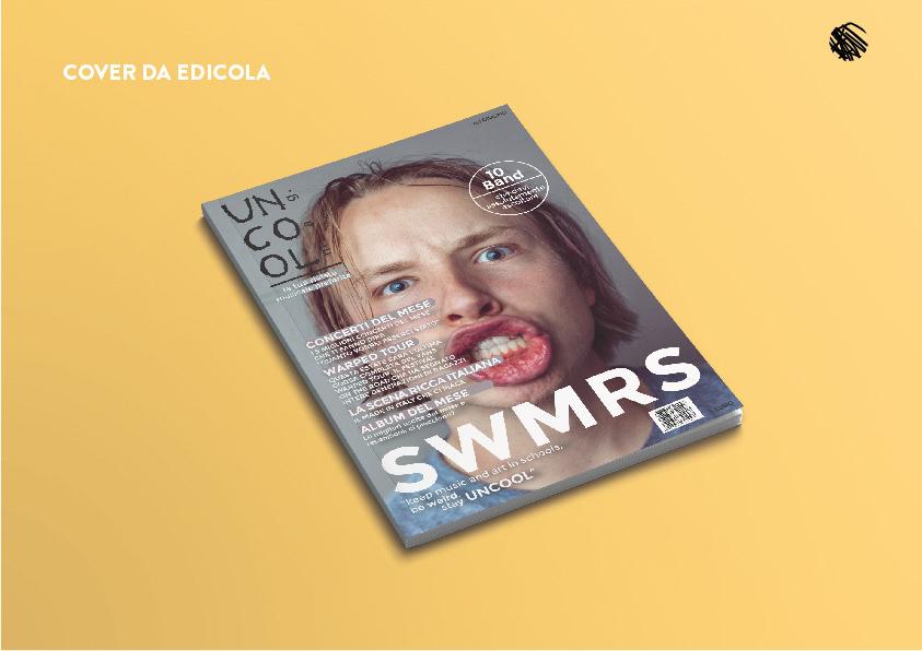 magazine music progettazione editoriale