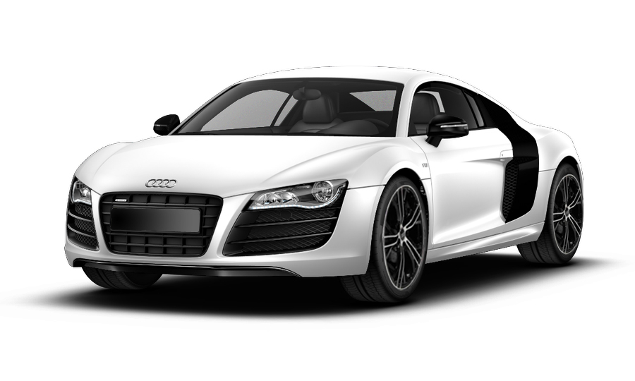 Special Edition R8 In Ibis White On Behance