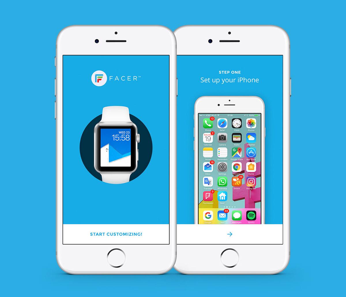 facer companion app