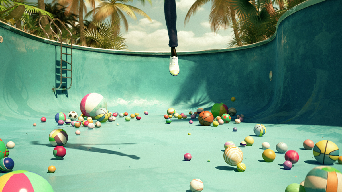 dvein symbiosis 3D dancer The Dismemberment Plan rdio swimming pool Character camera hugo garcia