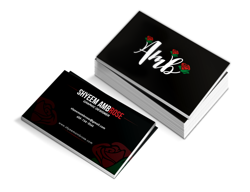 Personal Branded Business Cards on Behance