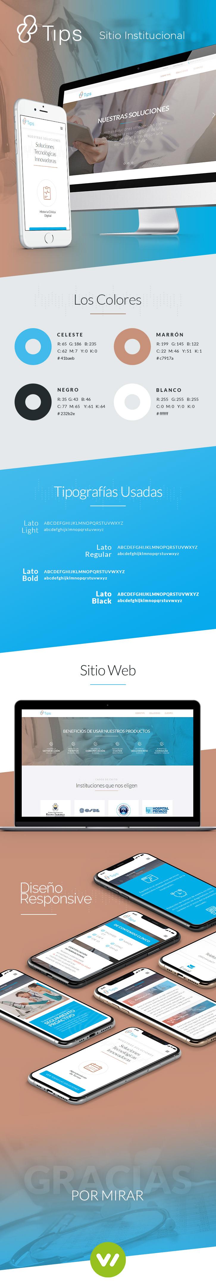 Pagina Web Empresa de Salud
