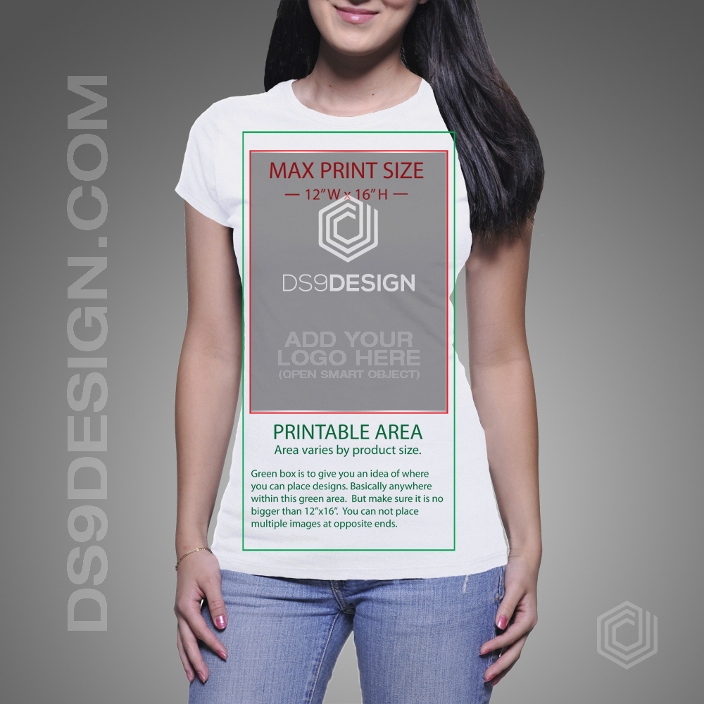 Next Level N Tee Shirt Mockup Template On Behance - Property of t shirt template