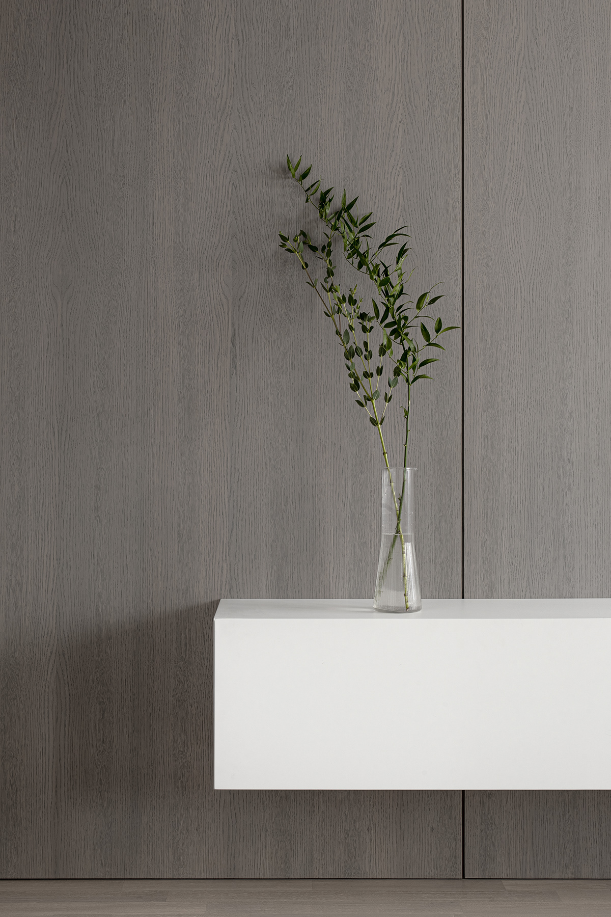Natural Veneered Wooden Flush Door Design Mdf Living Room: Turovskogo (SA Apartment) On Behance