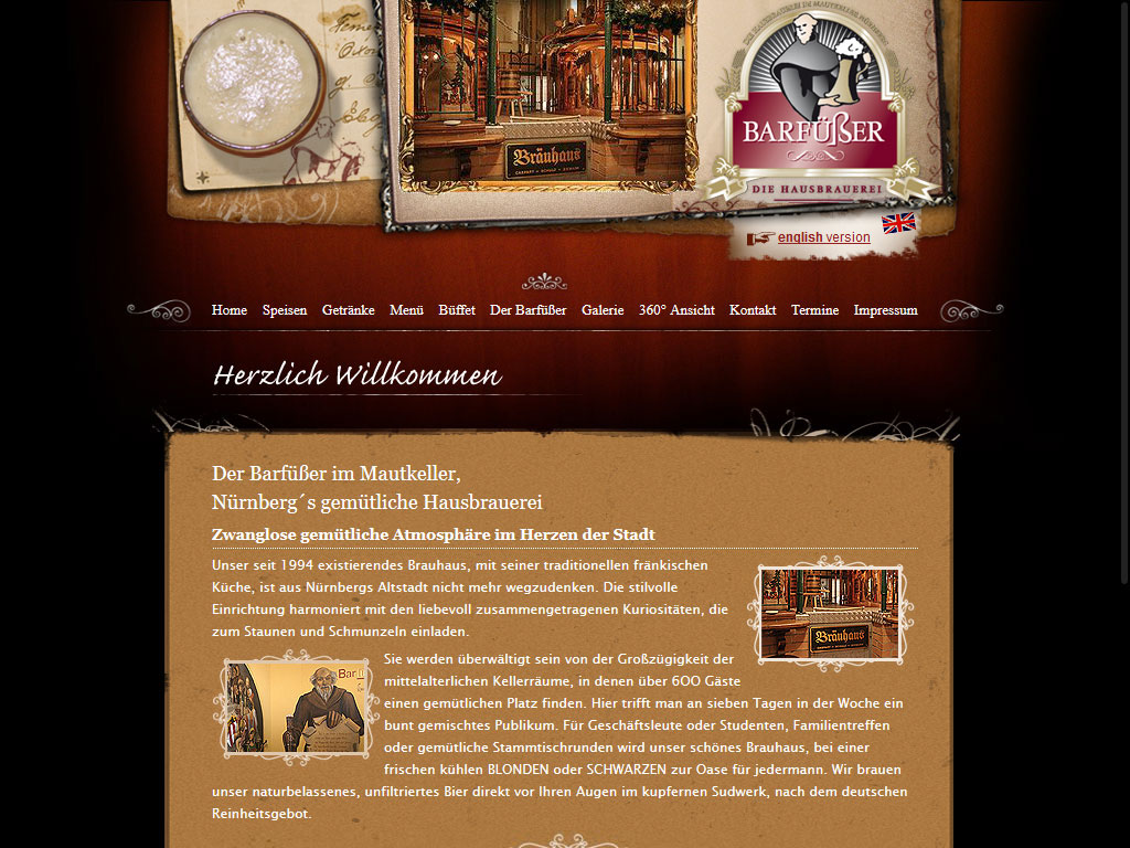 webdesign on Behance