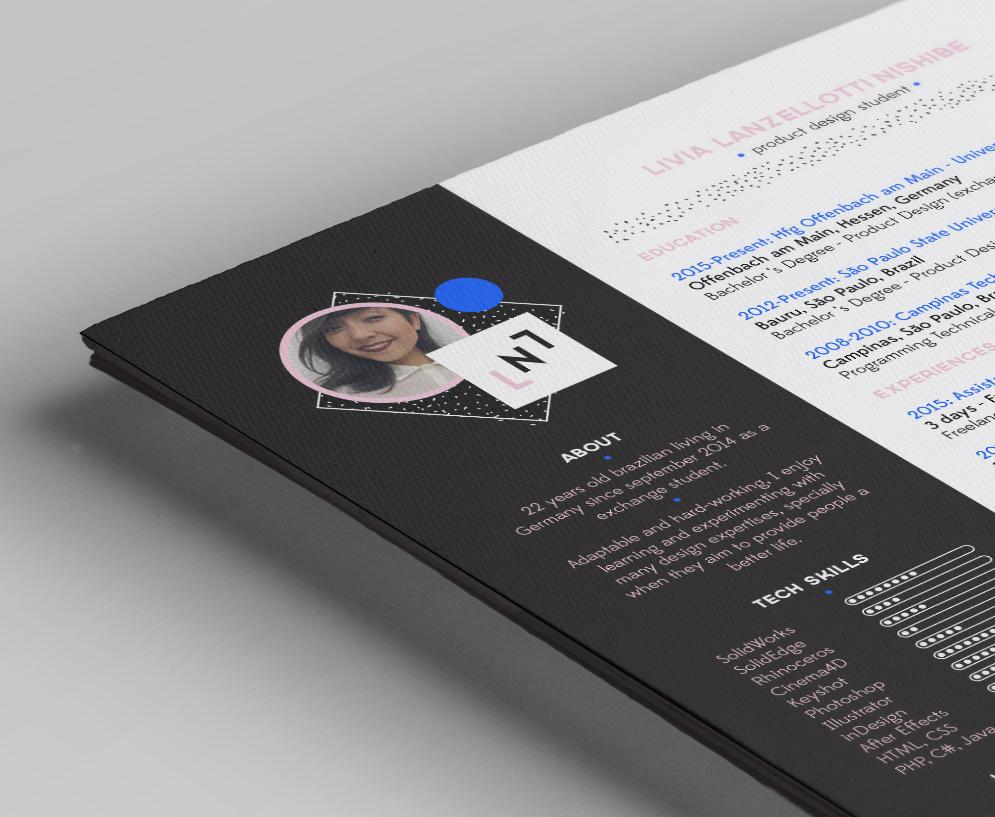 Portfolio & Personal Identity 2016 on Behance