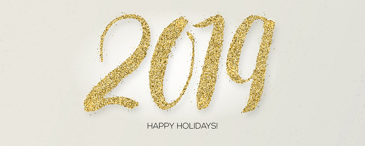 design of happy new year banner with calligraphy on background old textured paper shutterstock