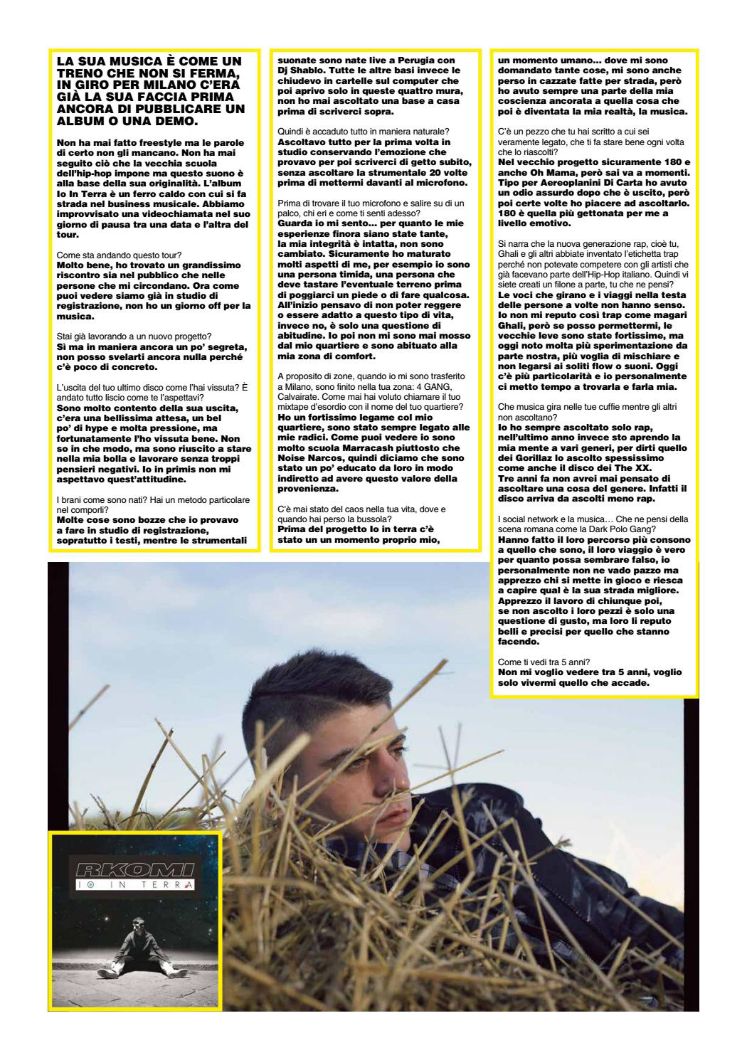 Un Certo Non So Che urban magazine // the fuud issue on behance