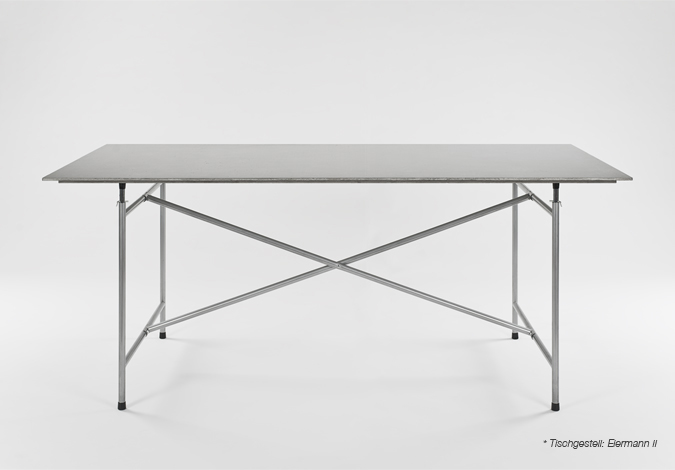paulsberg habitat - concrete table board »flunder« on behance - Design Schaukelstuhl Beton Paulsberg