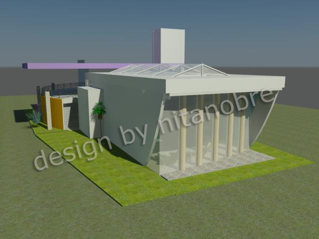 3D projects arquitecture STUDIO MAX
