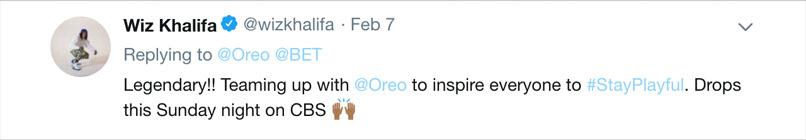 oreo cookies Wiz Khalifa music Music Box product design  art direction  tv spot