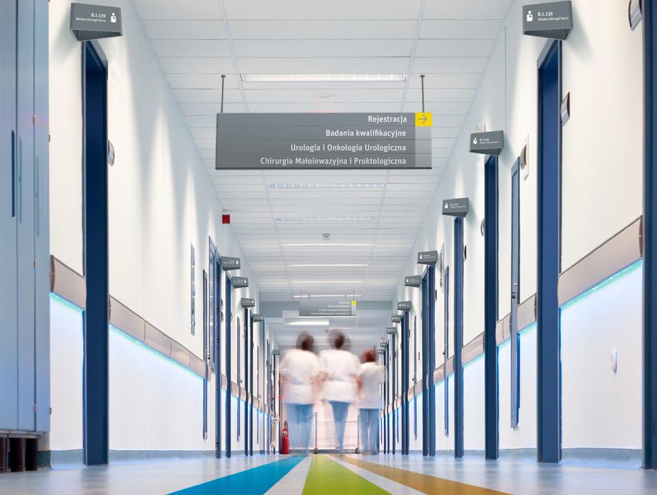 Hospital Signage On Behance