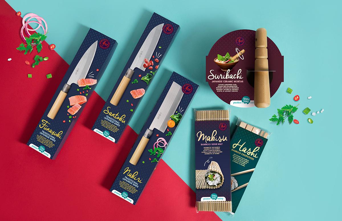 terrasana rebranding today utrecht organic biological Packaging Positive eating strategy