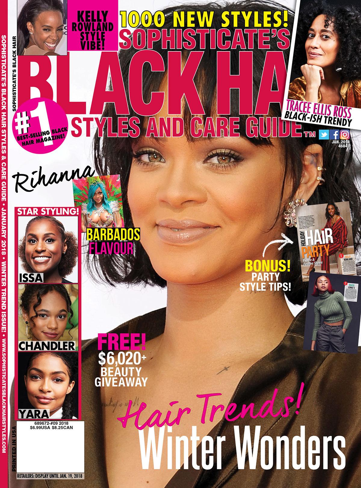 Sophisticate's Black Hair Magazine on Behance