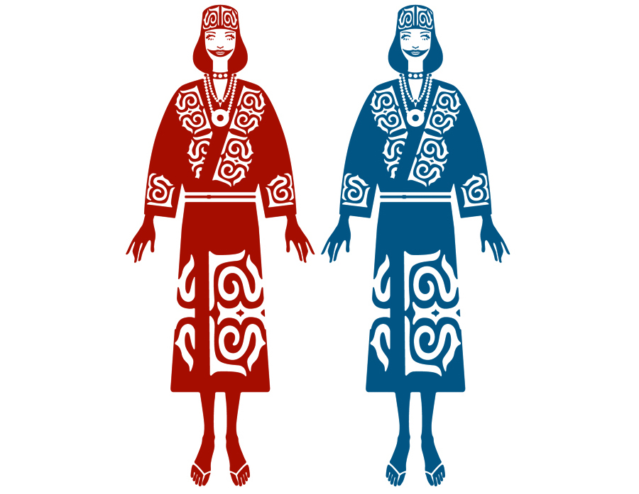 history of fashion pictogram tokyo japan fashion illustration