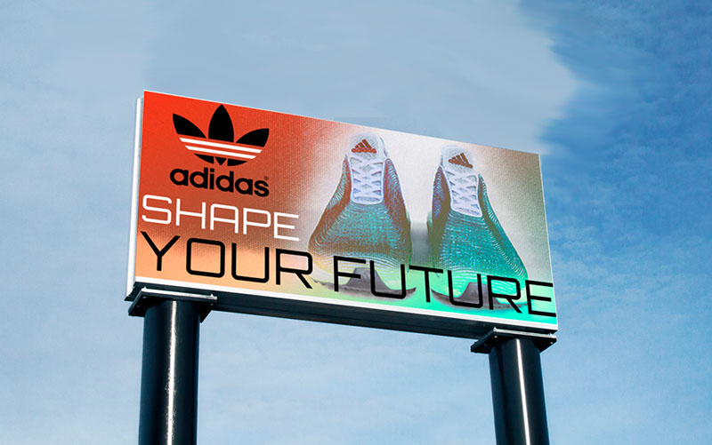 Adidas Advertising Campaign Conept On Behance