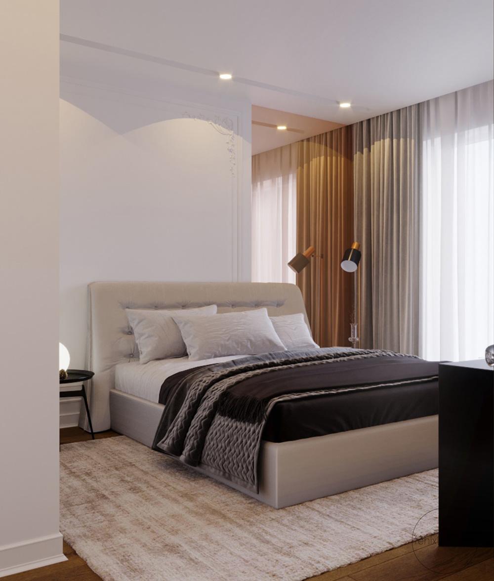 design Interior bucharest romania living bedroom decor 3dsmax