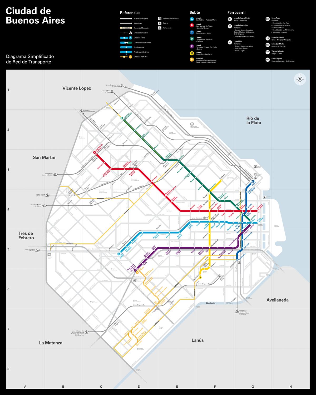 buenos aires,Transit,transporte,diagram,Diagrama,mapa,subte,metro,train,tren
