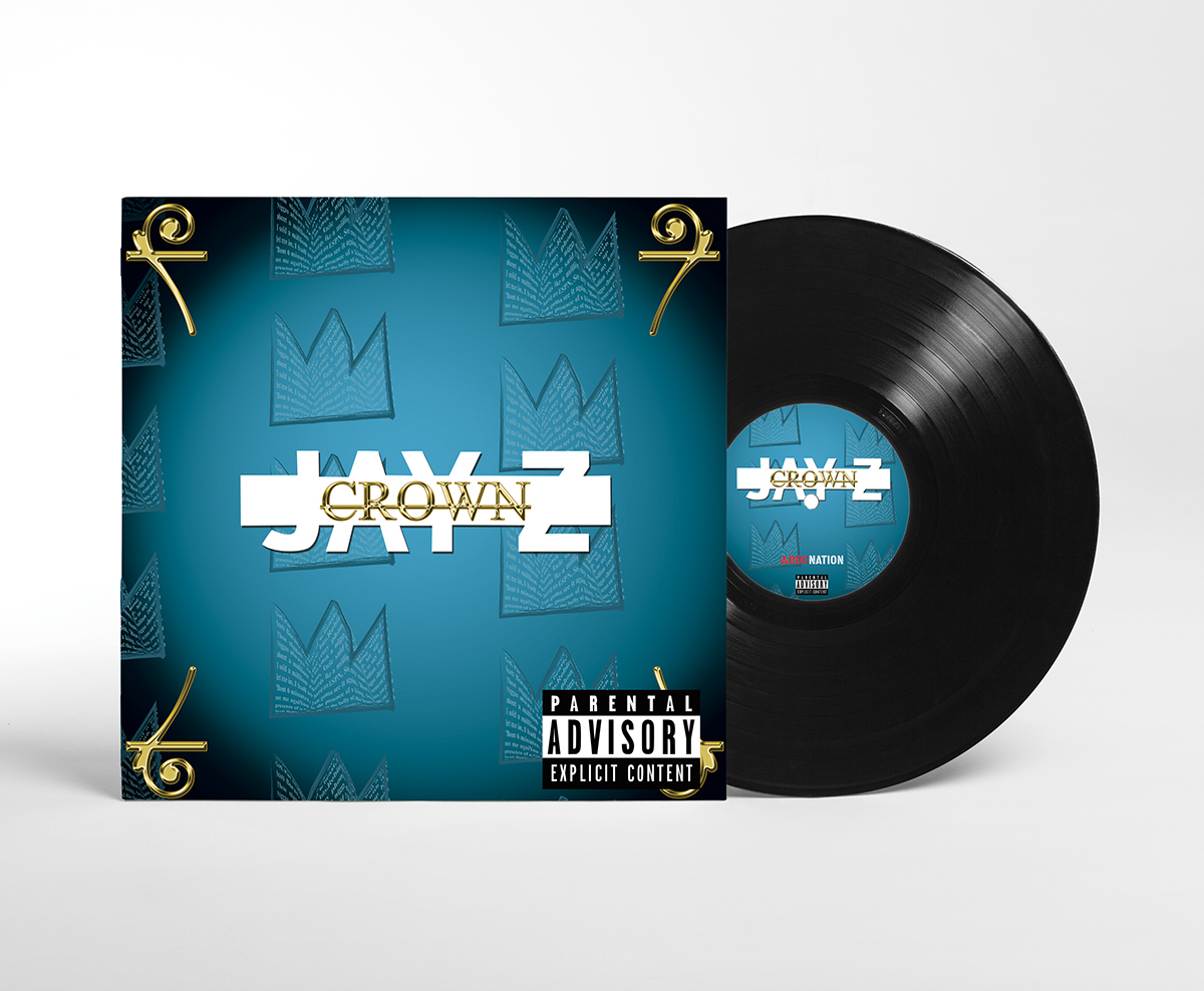 Jay z vinyl cover and promo items on behance inspiration for this cover art was jay z watch the throne and magna carta holy grail album i was also thinking about futurist atlantis and ancient malvernweather Gallery