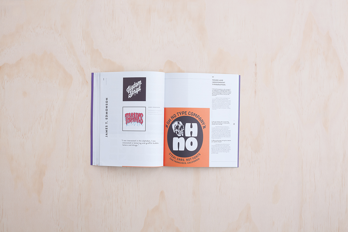 Ligature Journal Issue 0 on Student Show