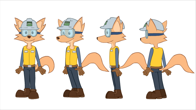 Character Design Companies : Character design portfolio on behance