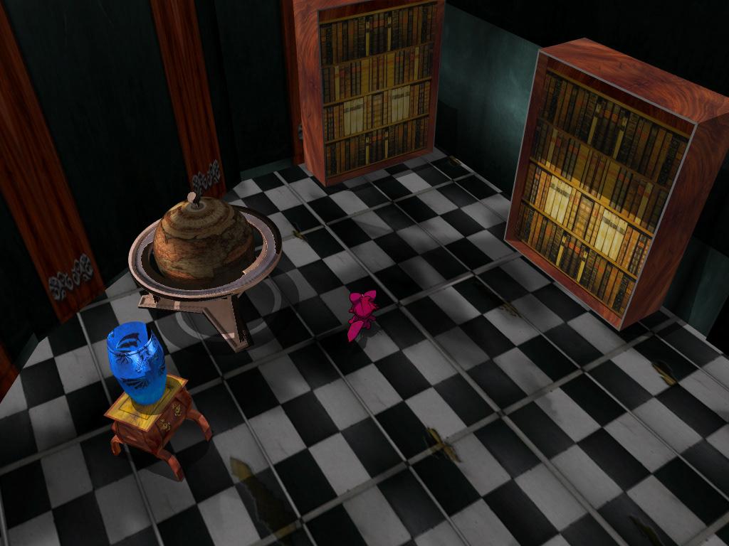 Image may contain: floor, indoor and screenshot