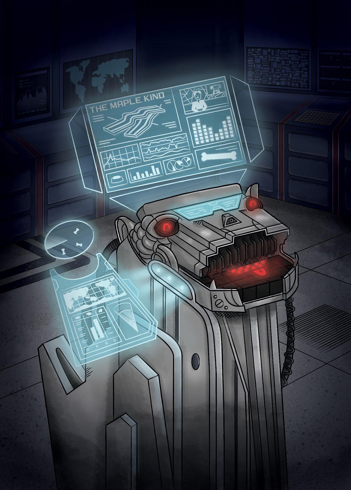 Netrunner Cyberpunk alt art Dystopian future Maxx Apex MAW sci-fit