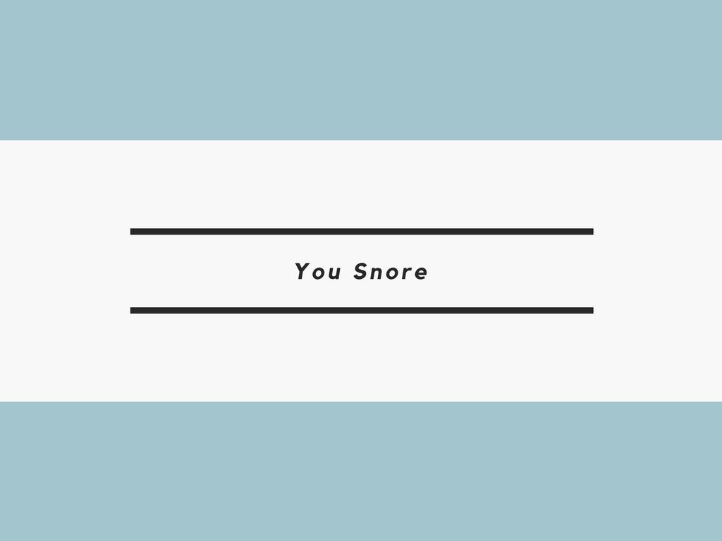 Alex Lucio,snoring,sleep,sleep apnea,humor,marriage,life