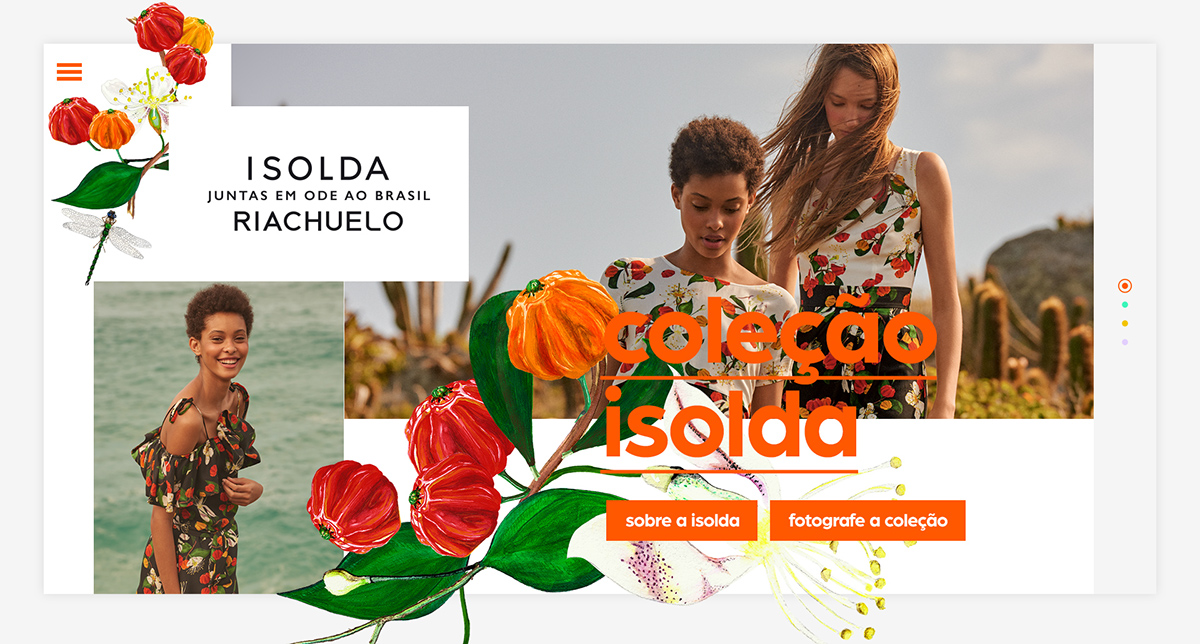 Webdesign graphic design  typography   modern avantgarde colorful grids