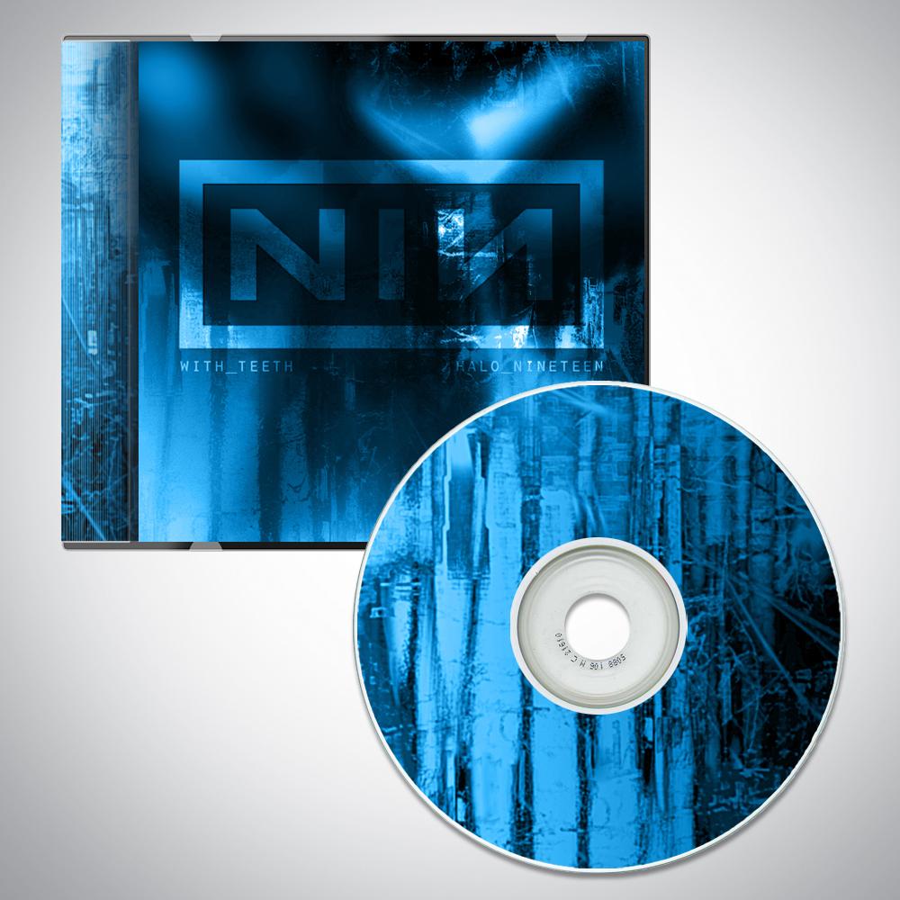 Nine Inch Nails Album Artwork on Behance