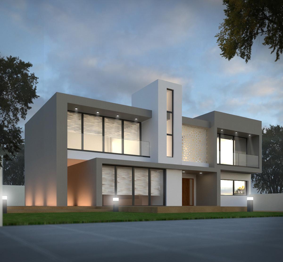 Modern Villa Villa house villa design