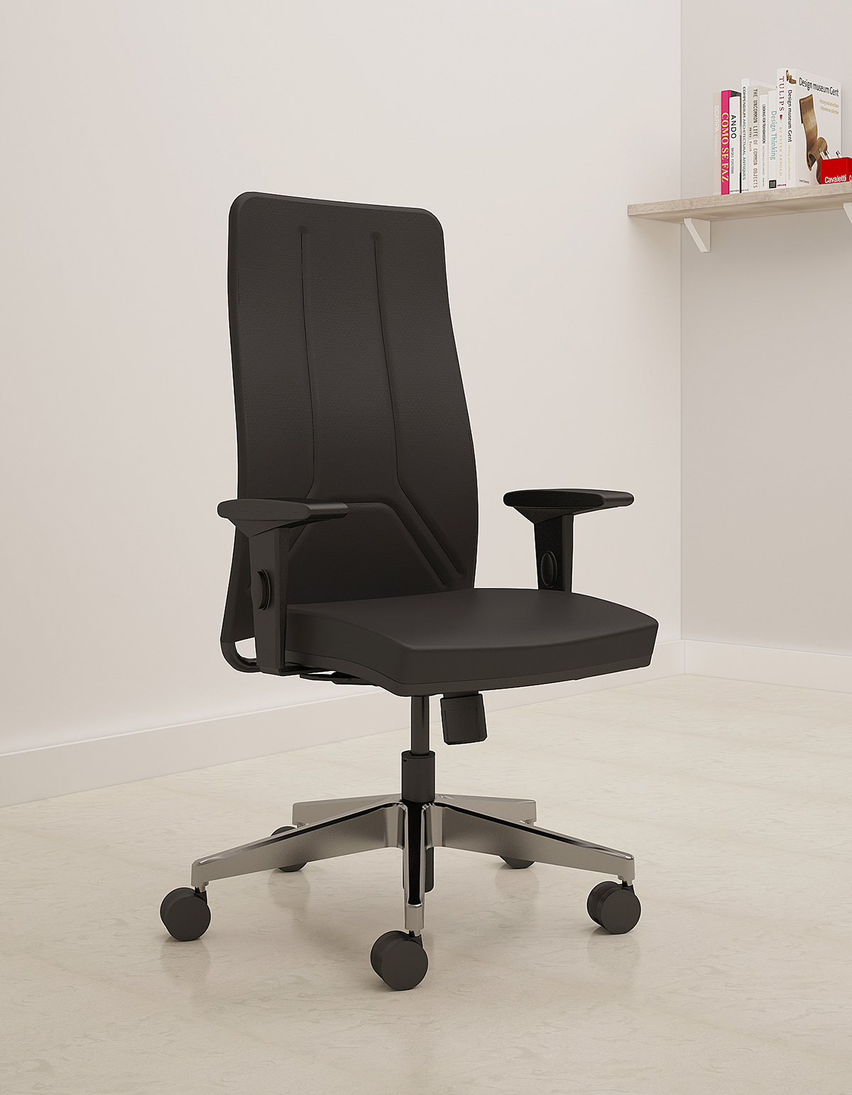 Office chair Interior
