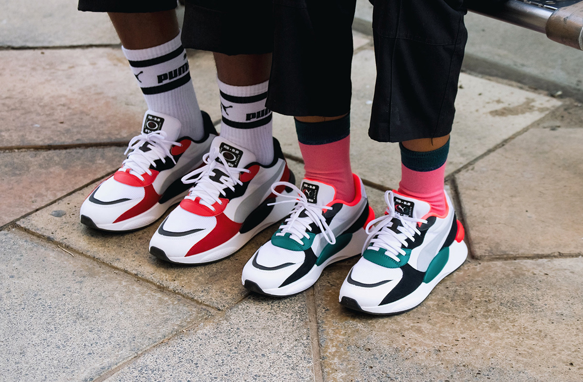 PUMA   RS 9.8 on Student Show