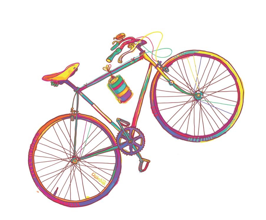 характеристикой сказочный велосипед картинки потрясающие украшения