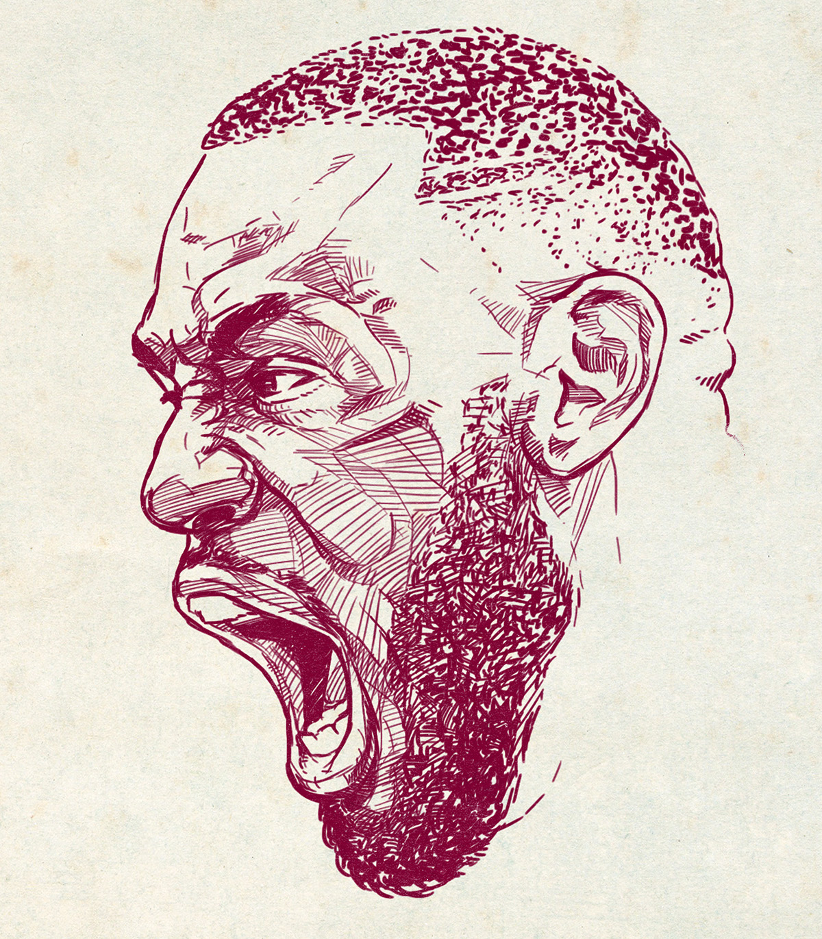 Game Faces 2016 Nba Conference Finals Fan Art On Behance