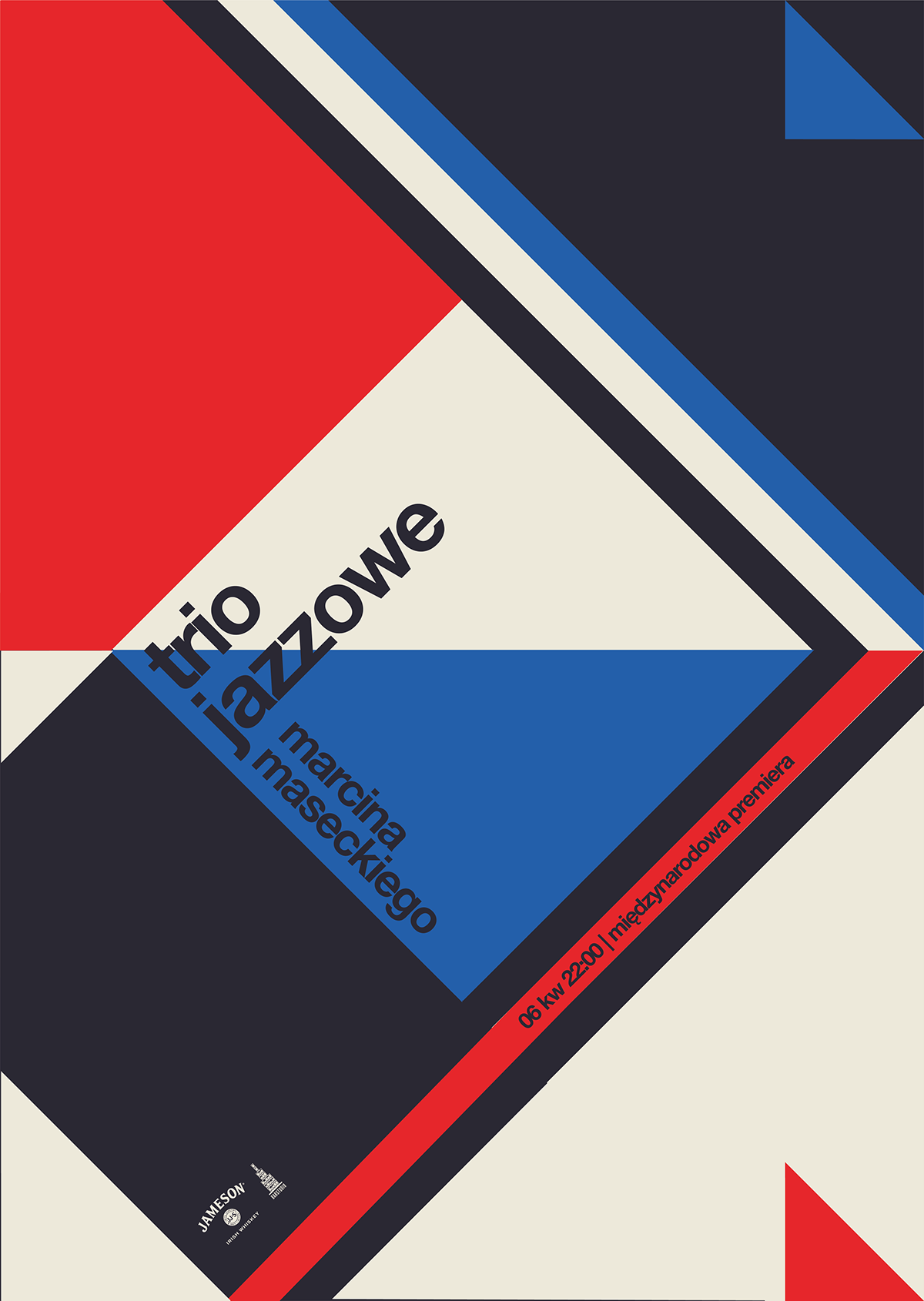 Awesome Poster Design By Ola Jasionowska