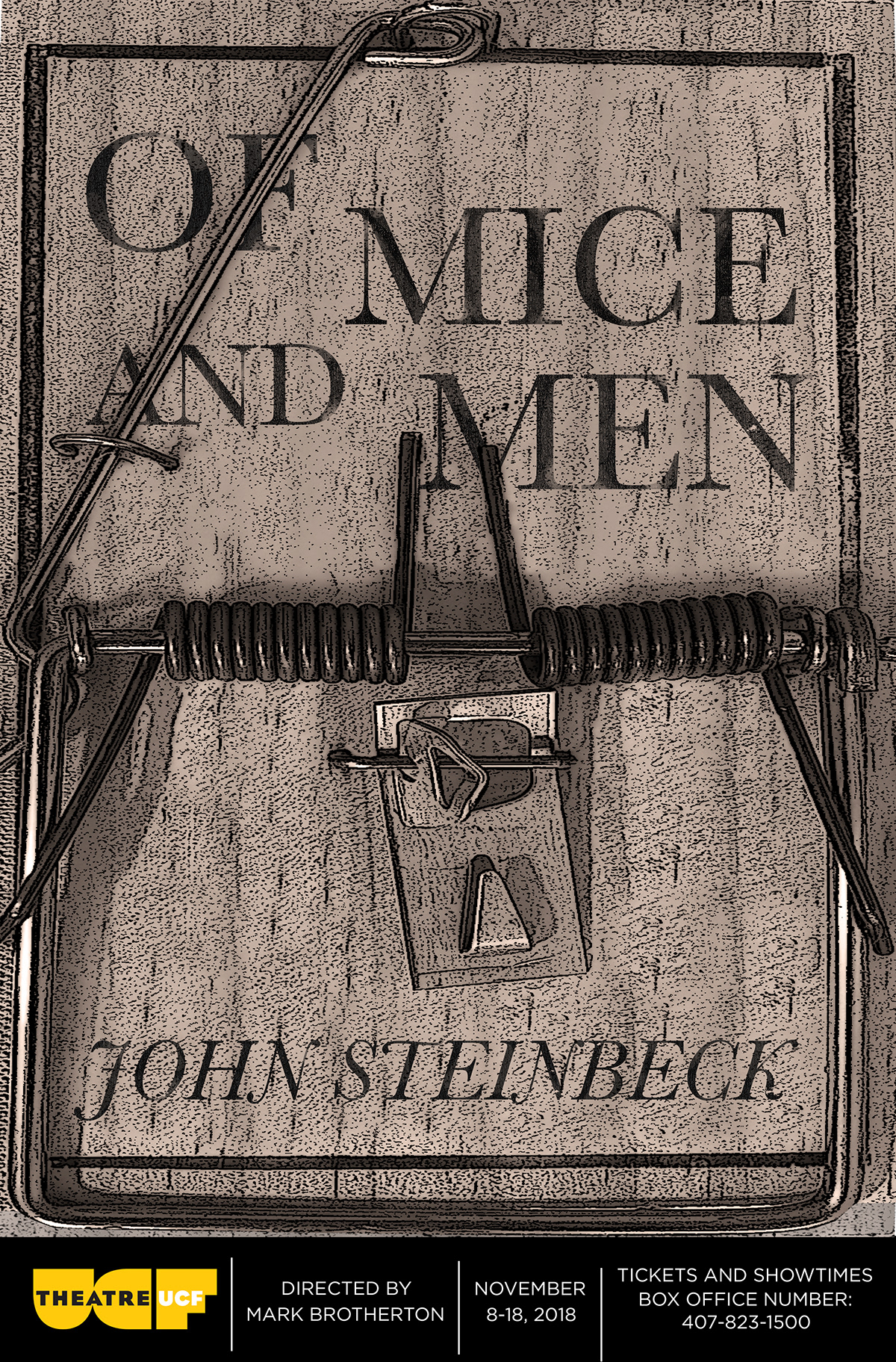 Of Mice and Men Poster on Behance