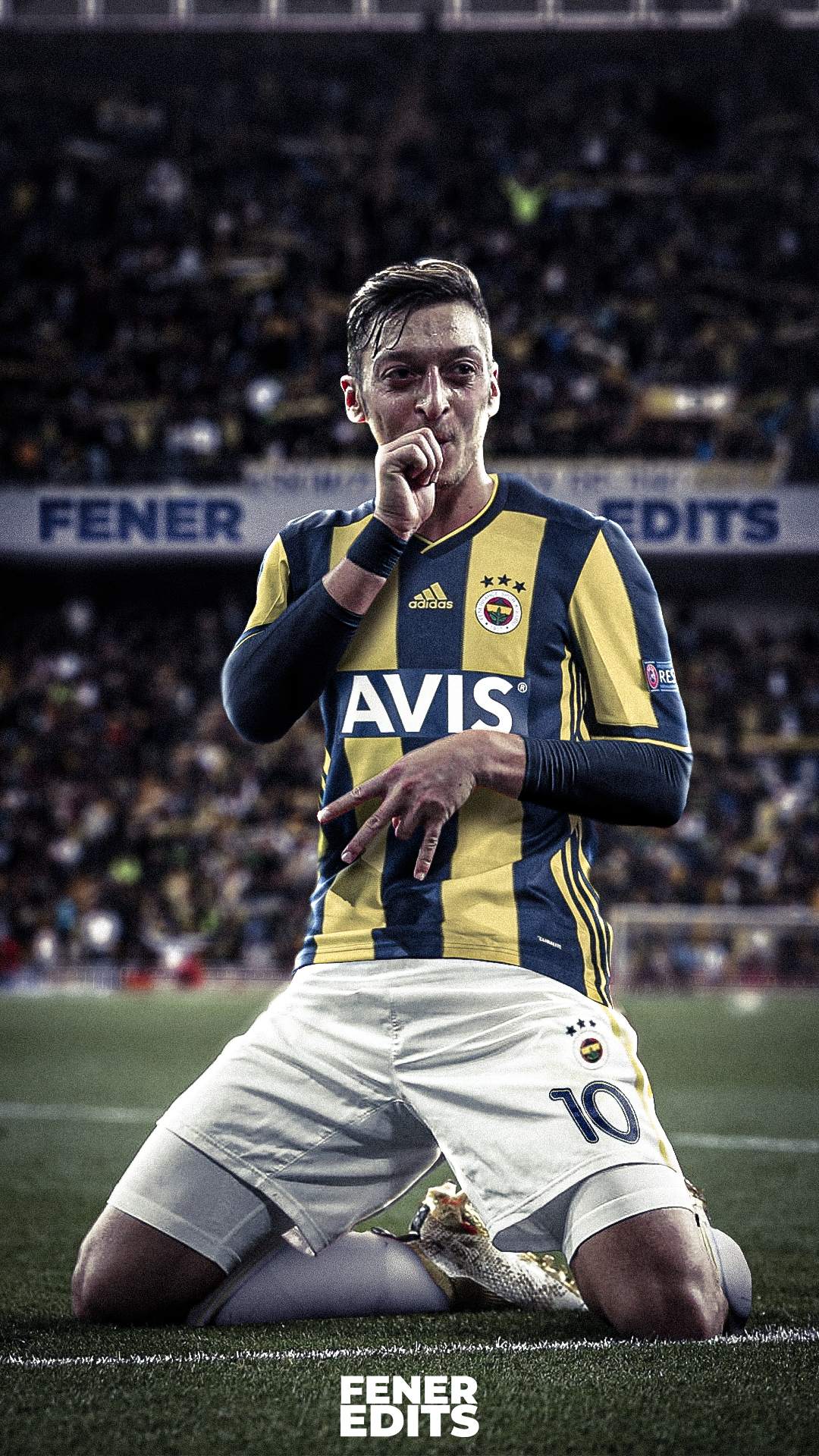 Mesut Ozil Fenerbahce Wallpaper On Behance