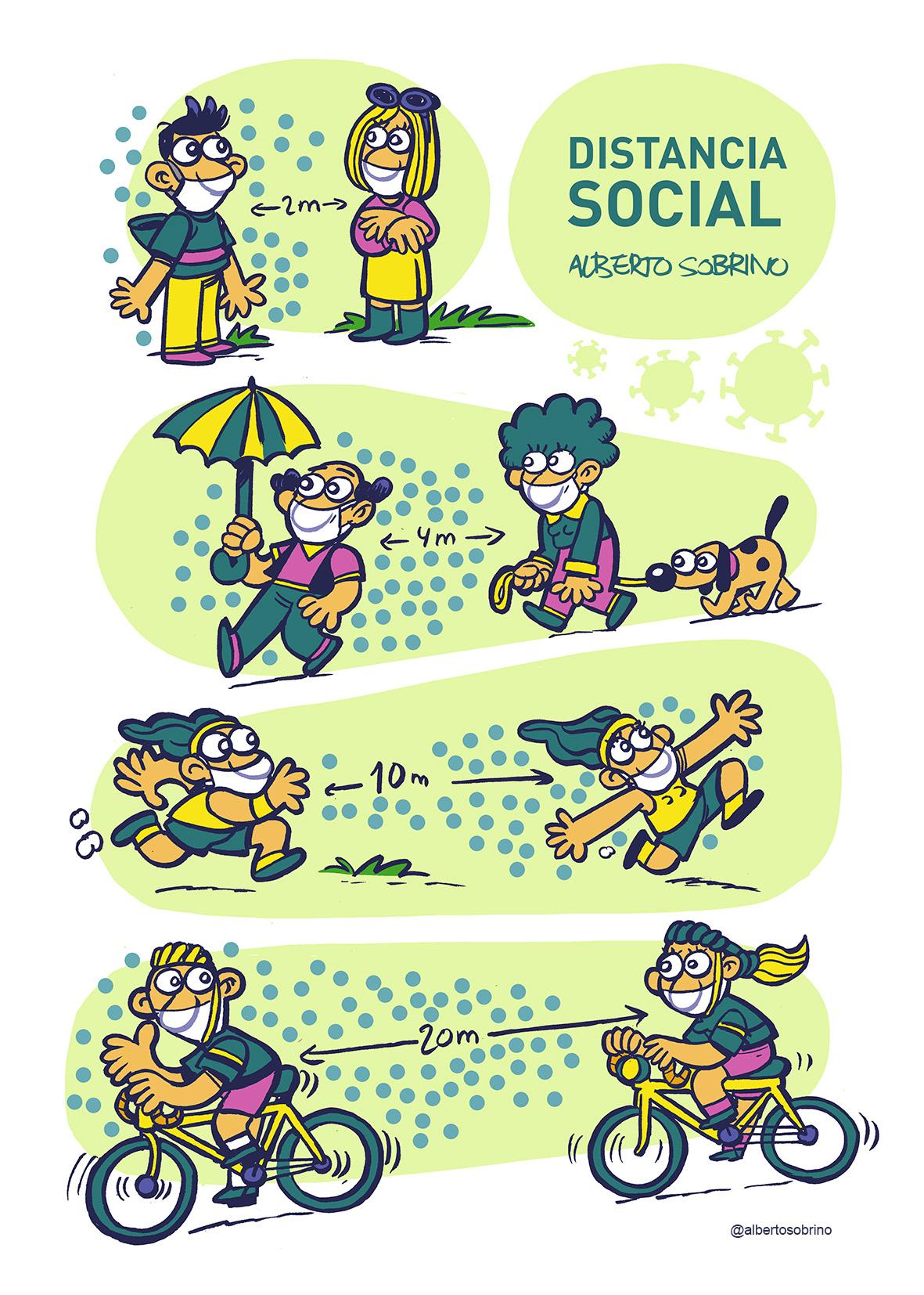 ILLUSTRATION  ilustracion personajes