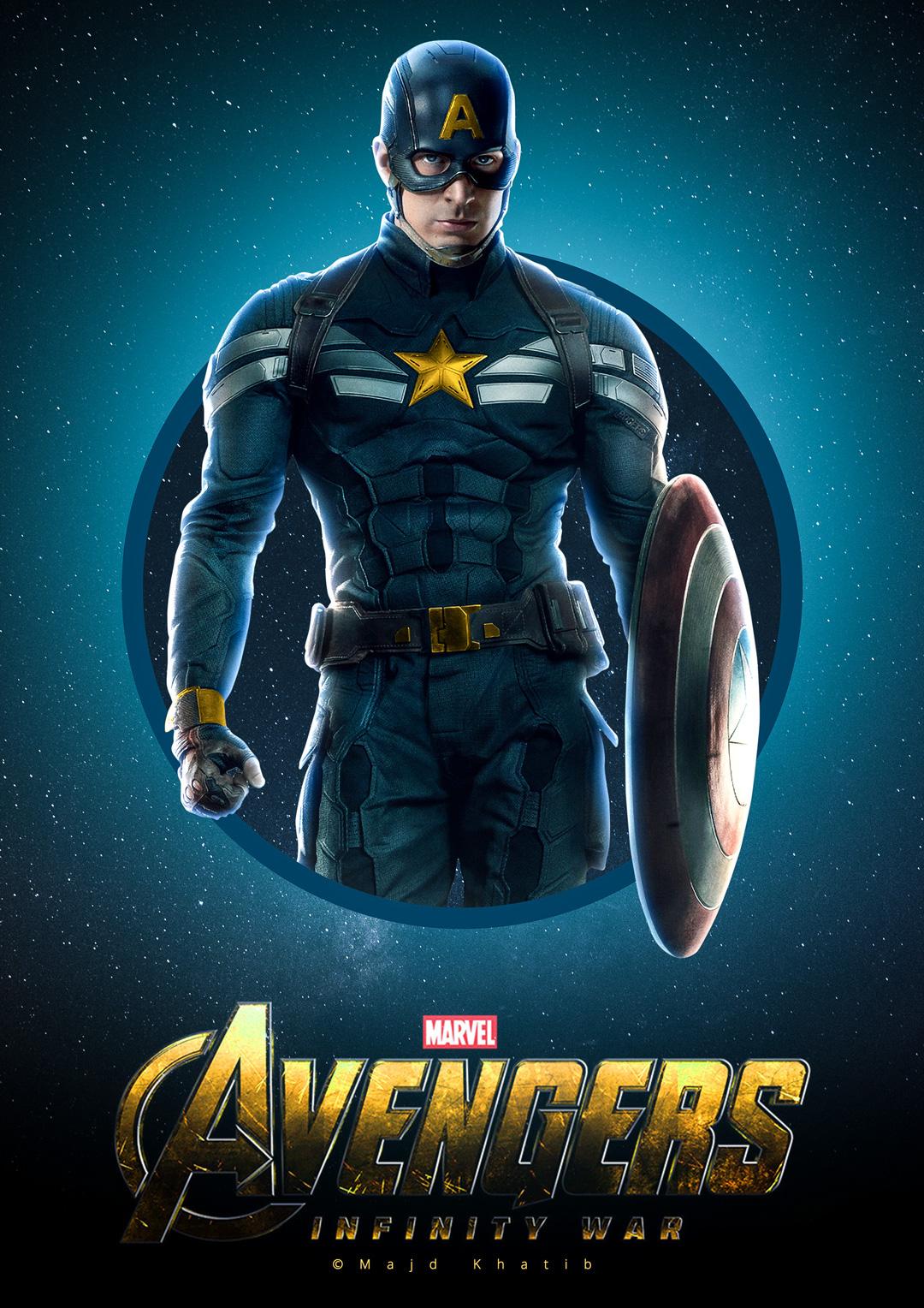 Avengers Infinity War 2018 On Behance