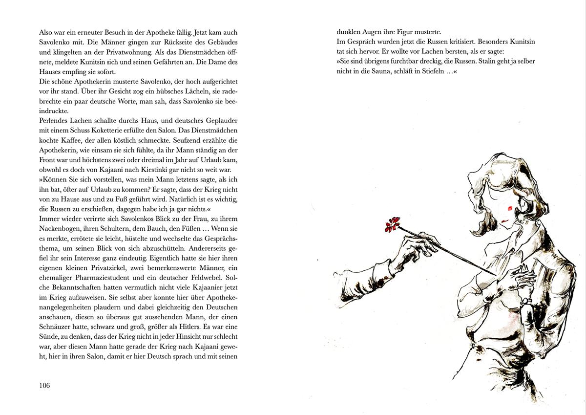 book illustration cover illustration Editorial Illustration ILLUSTRATION  illustrations Literature Illustration