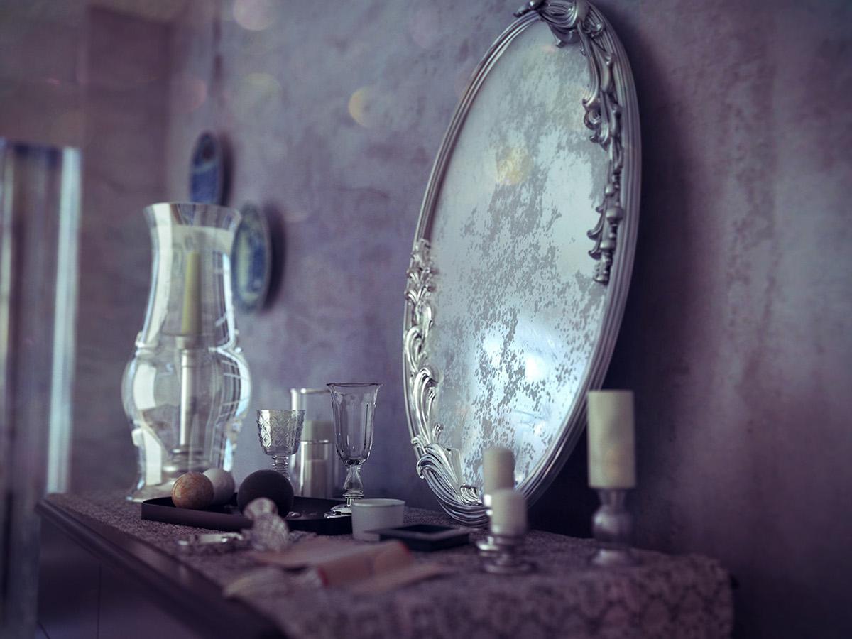 Mirror in sketchup 2015 | Materials in SketchUp  2019-04-14