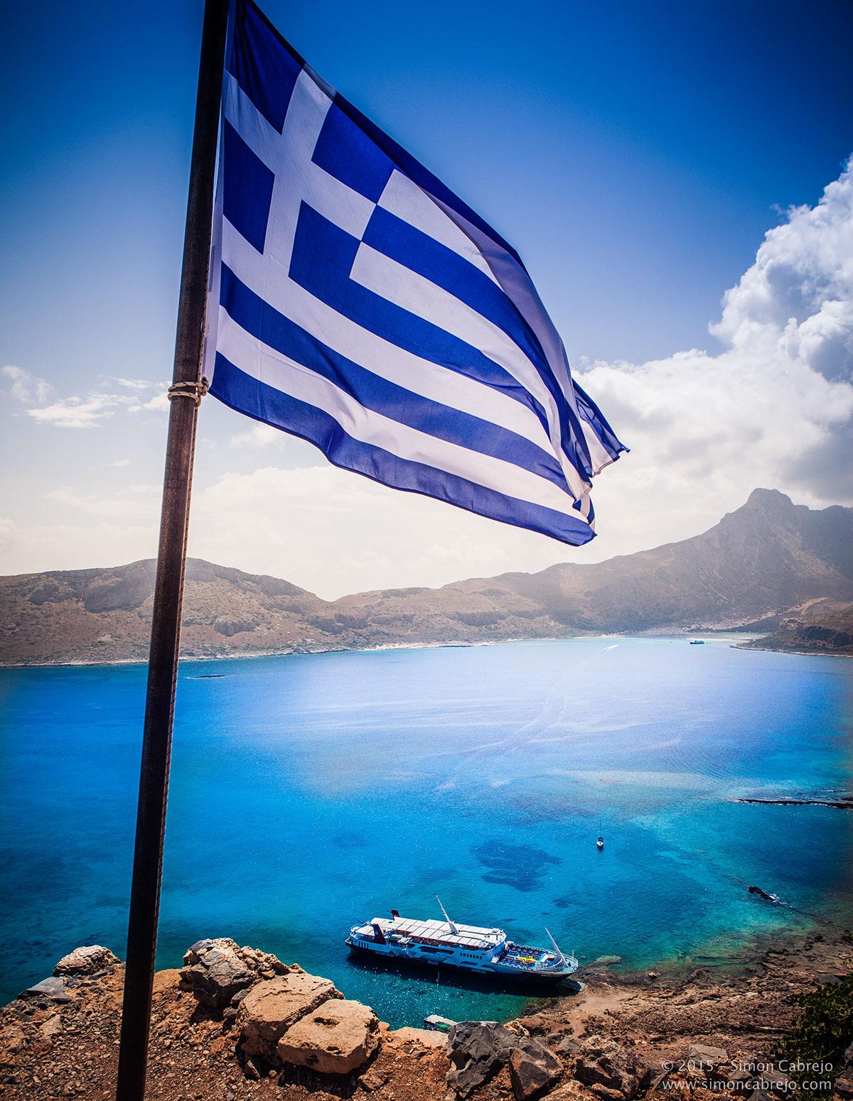 Travel Fly Landscape photo photographer agency Crete