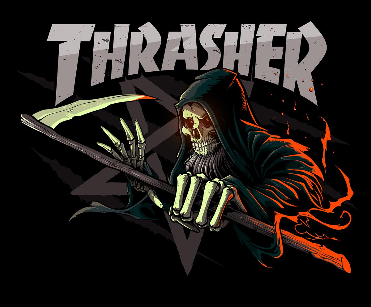 Thrasherie