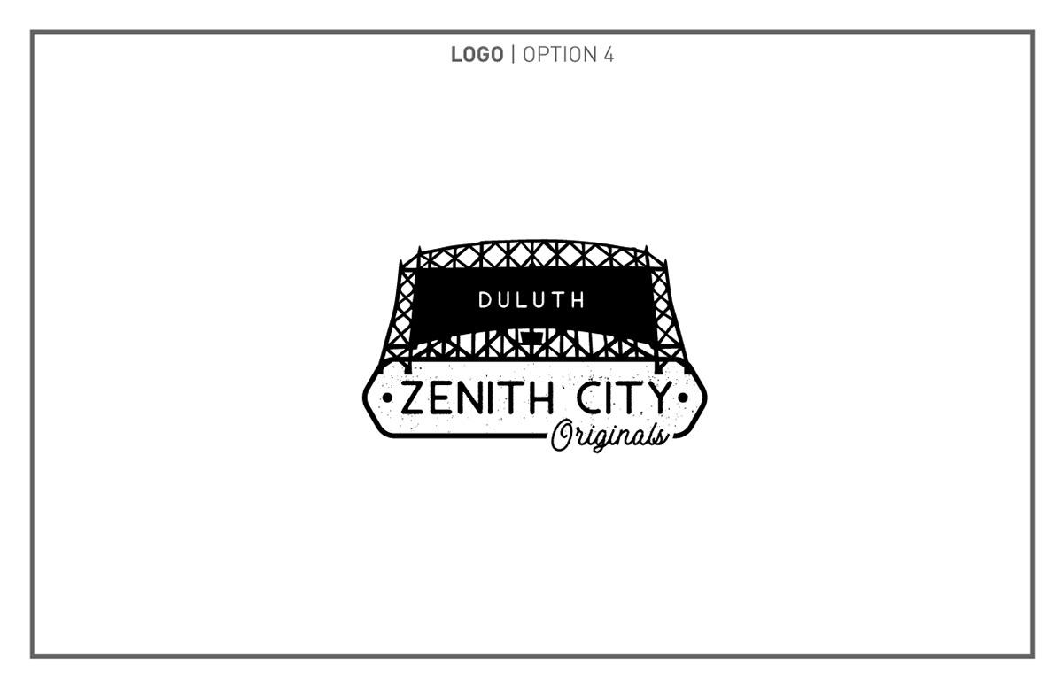 Zenith City Original | Logo & Packaging Design on Behance