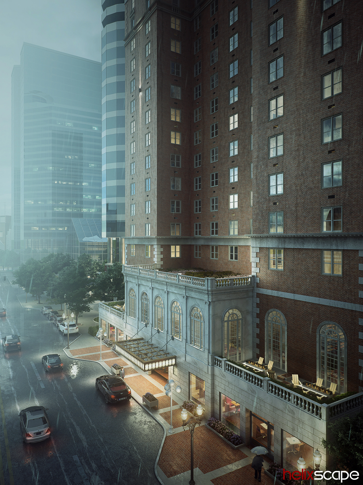 3d renderings architecture visualiation