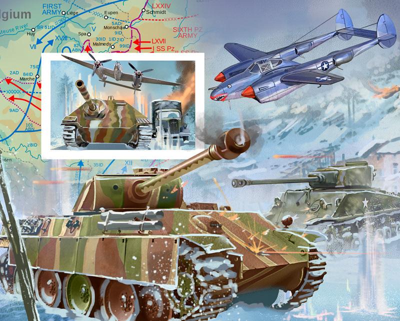 battle Digital Art  fight ILLUSTRATION  Military tanks War