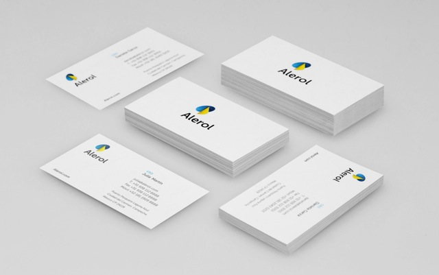 50 business cards on behance colourmoves