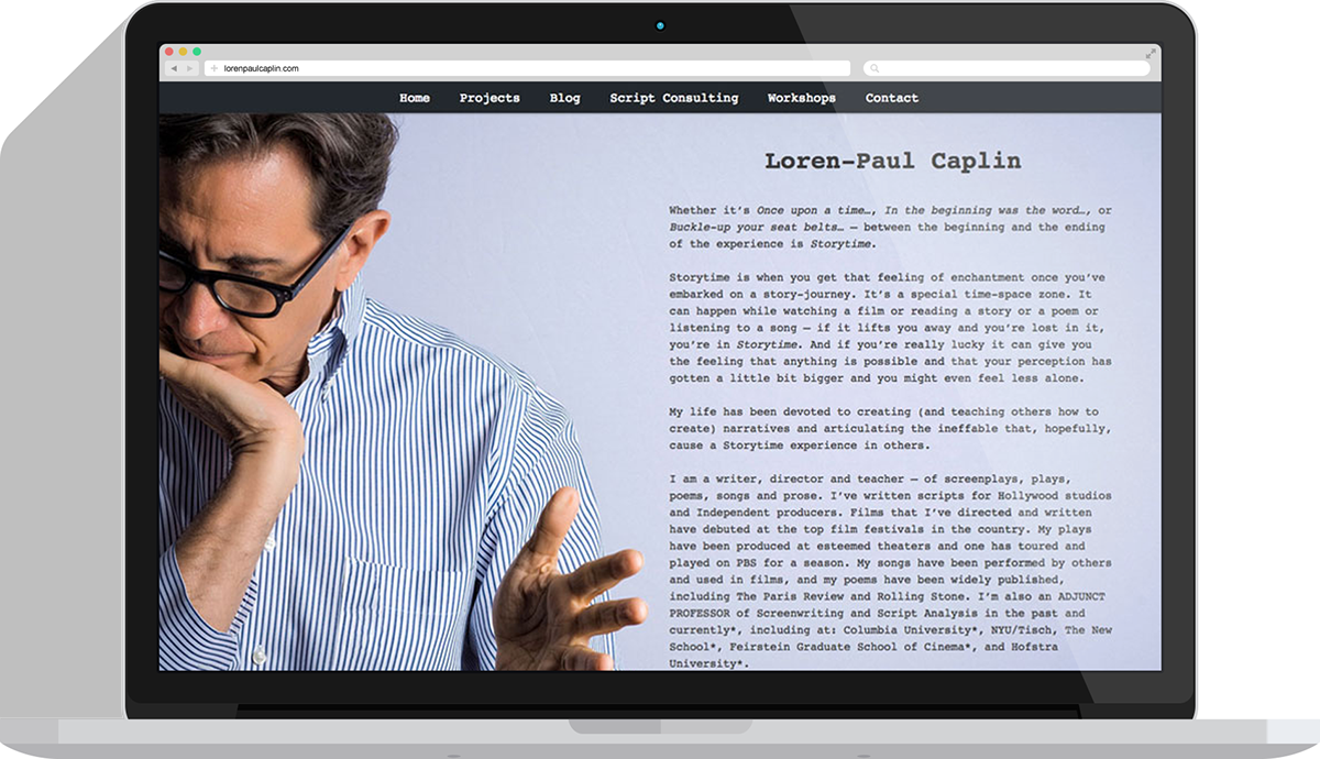 personal Porfolio websites logos